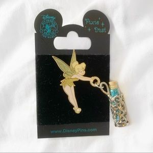 Tinkerbell & Pixie Dust Pin